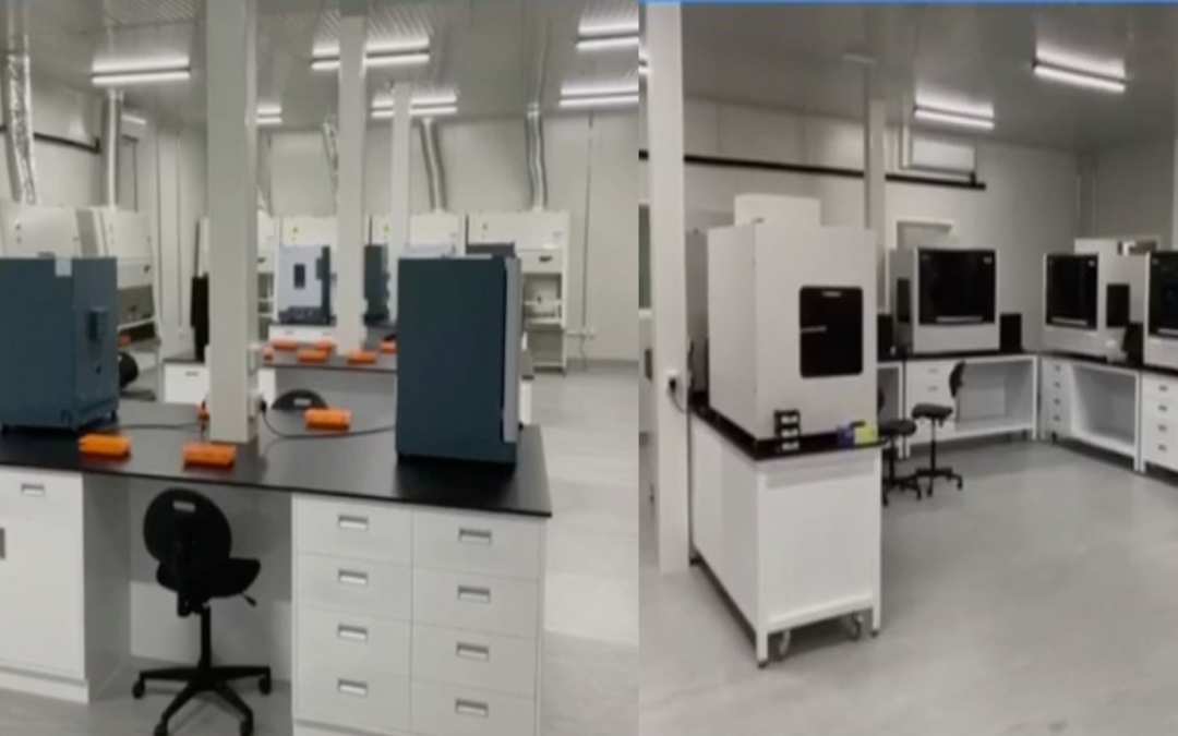 VIDEO: UAE successfully built world's 1st high-capacity COVID-19 testing lab approved by WHO, US FDA and China