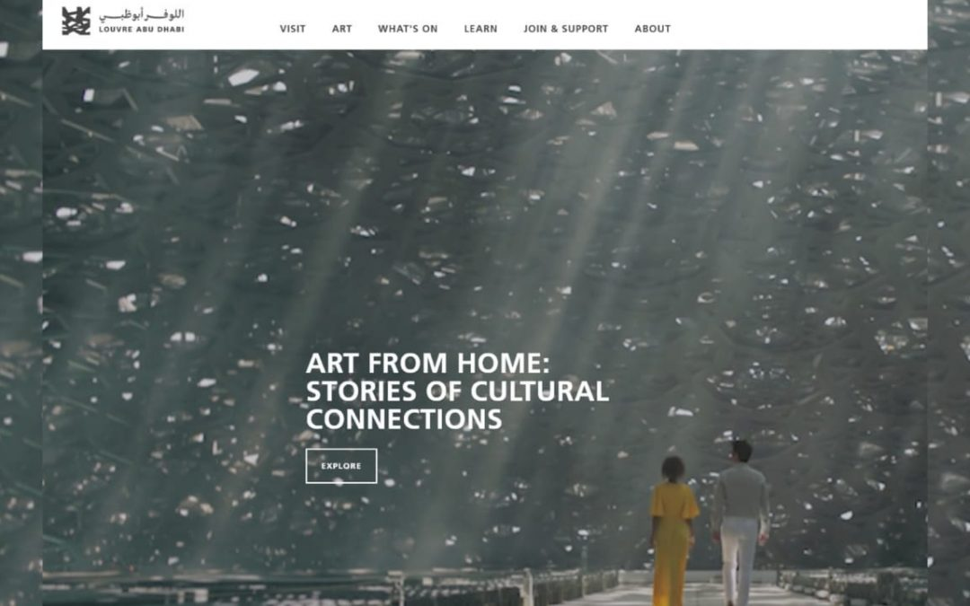 Louvre Abu Dhabi unveils free digital experiences for global residents