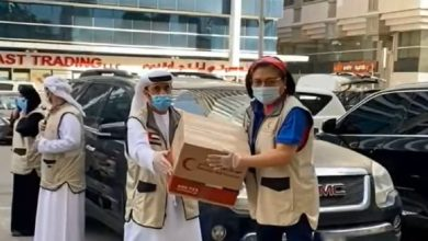 Photo of WATCH: PH Embassy, Emirates Red Crescent work hand-in-hand to aid Filipinos in need