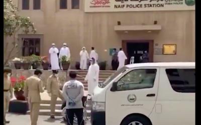 WATCH: Gov't authorities, volunteer team up to help Al Ras neighborhood