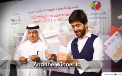 Dubai resident wins luxury apartment worth Dhs1.4 million in amusement park's raffle