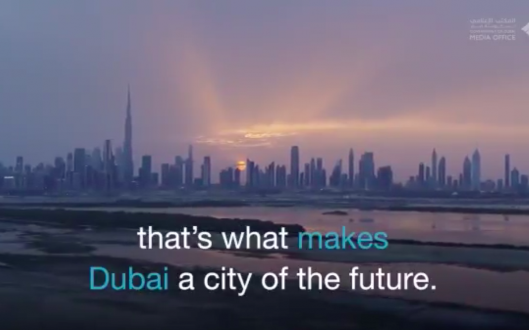 WATCH: Dubai shows why it's the city of the future in this new video