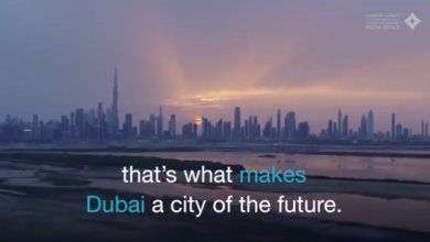 Photo of WATCH: Dubai shows why it's the city of the future in this new video
