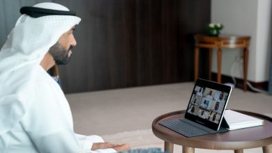 Photo of Sheikh Nahyan bin Zayed chairs ADSC's virtual meeting