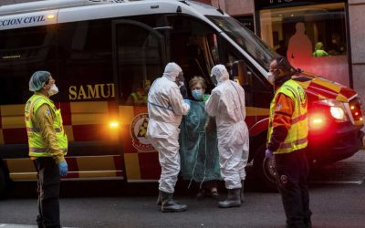 Spain surpasses Italy in COVID-19 cases, records 11,000 deaths