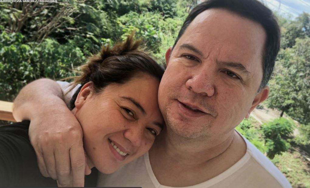 Actress Sylvia Sanchez, husband now in hospital to get COVID-19 treatment