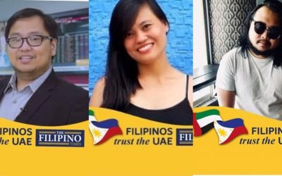 LOOK: Filipinos actively support for PH-UAE camaraderie through participation in Facebook sticker campaign