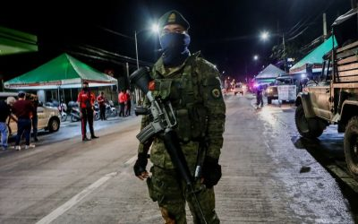 Martial Law not an option during COVID-19 pandemic, says Nograles