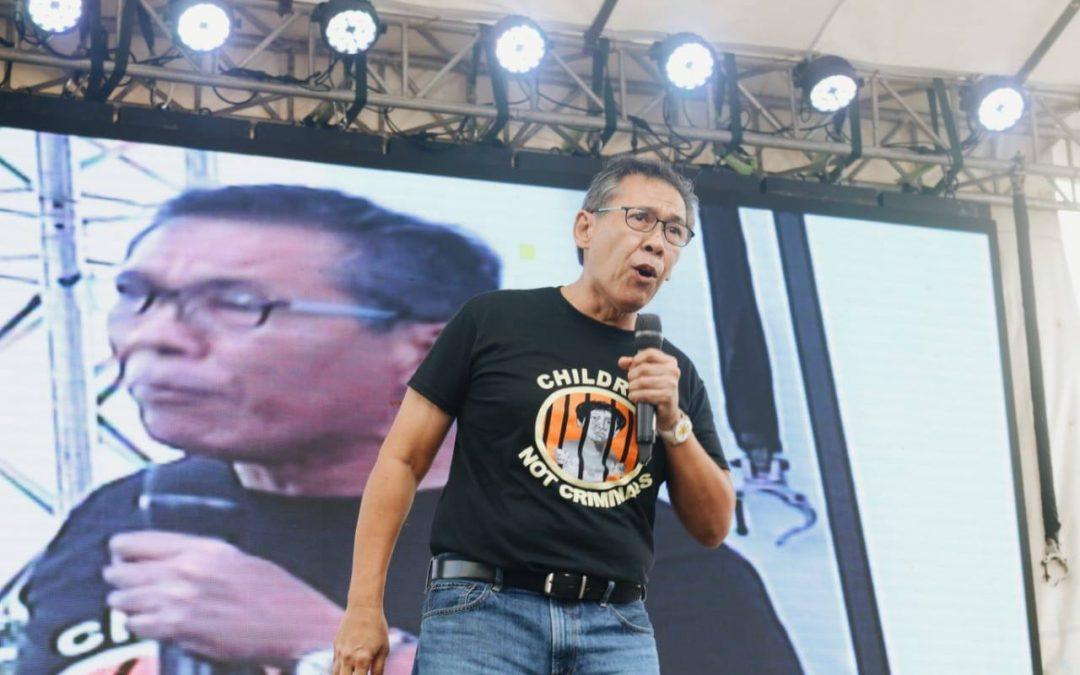 Diokno to Duterte: 'Hindi ito ang panahon na manlait'