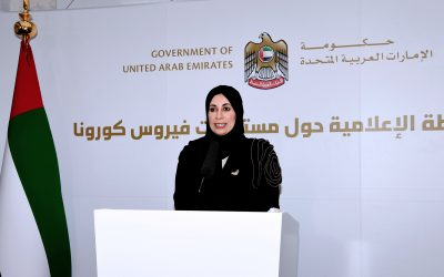 UAE praises frontliner efforts with ongoing rise in numbers of fully recovered patients
