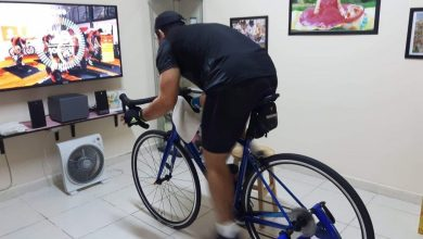 Photo of UAE's five-day Virtual Cycling Challenge now ongoing