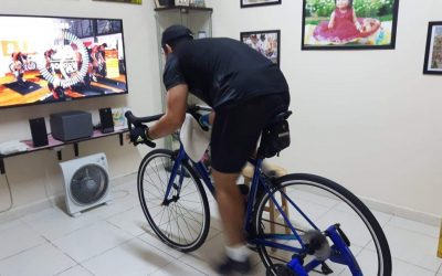 UAE's five-day Virtual Cycling Challenge now ongoing