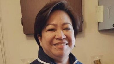 Photo of Filipina nurse in UK dies due to COVID-19