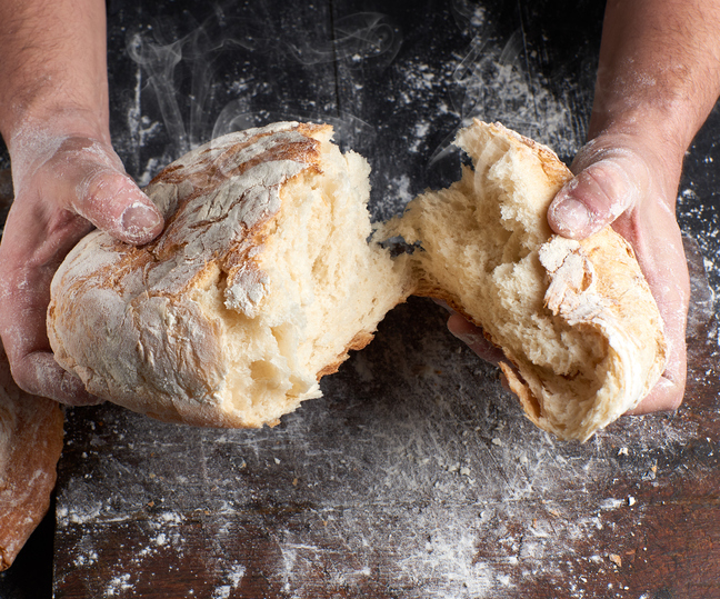 Sharjah shuts down bakery after worker licked finger, touched bread
