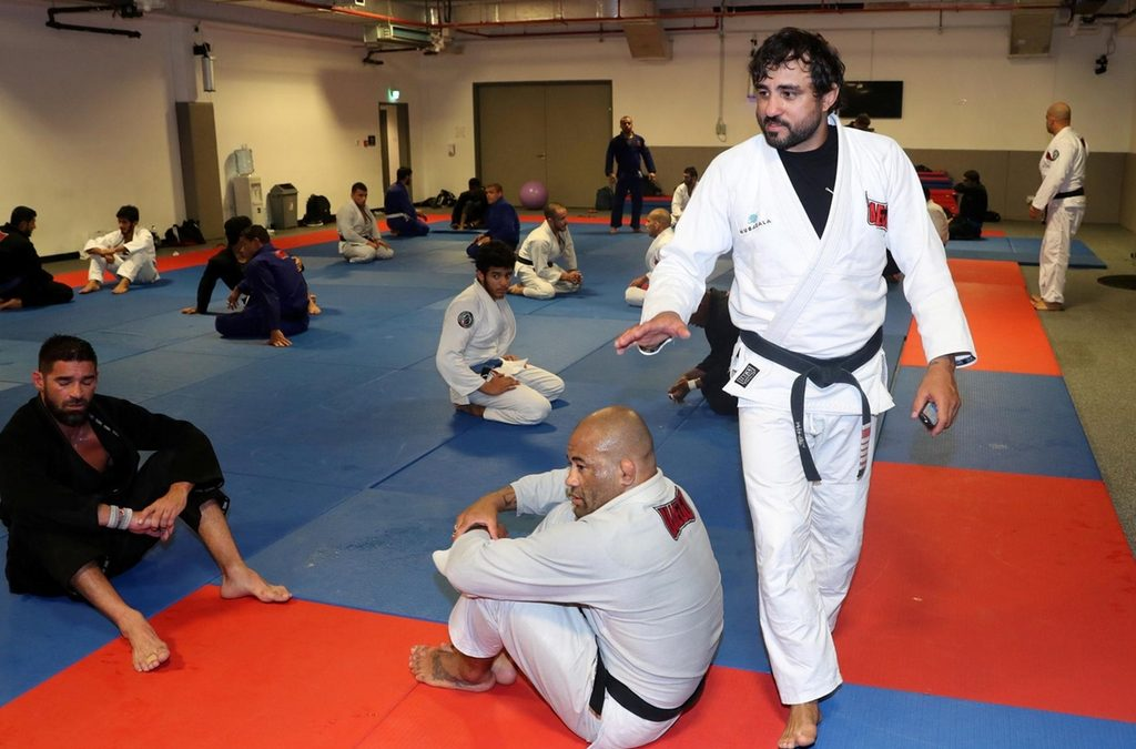 Jiu-jitsu receives significant support in UAE – Ramon Limos