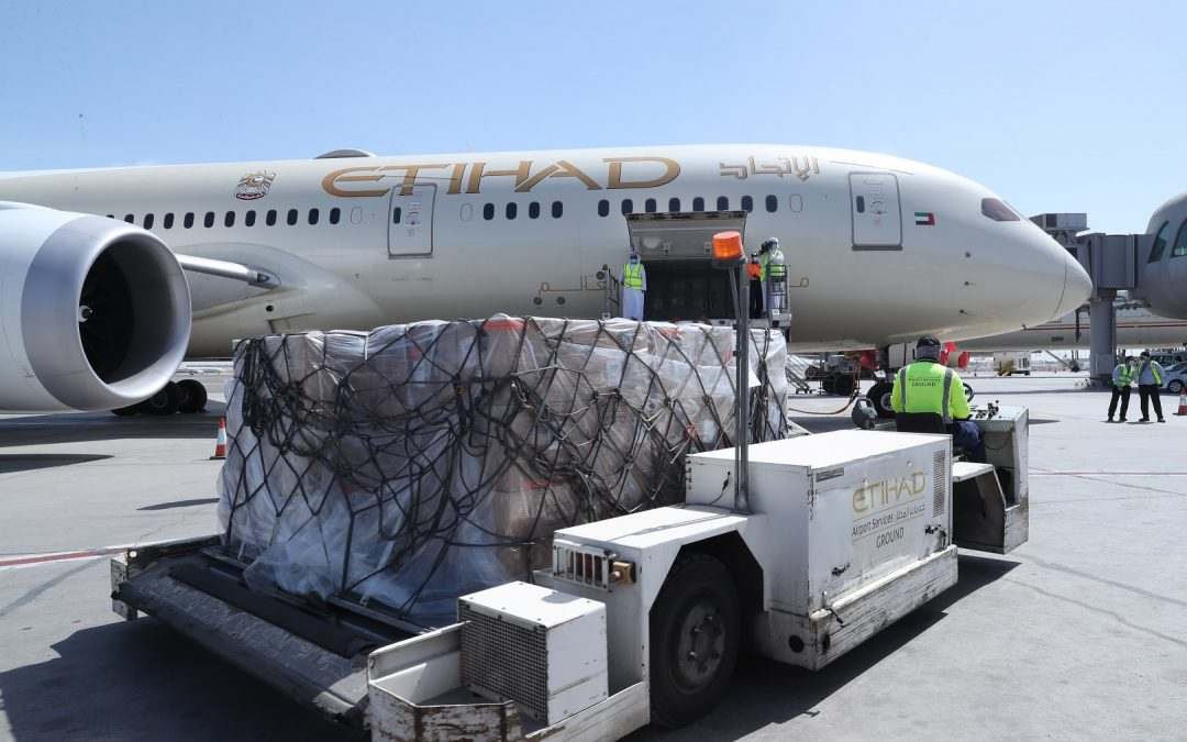 UAE sends aid plane to Kazakhstan to assist efforts to counter COVID-19
