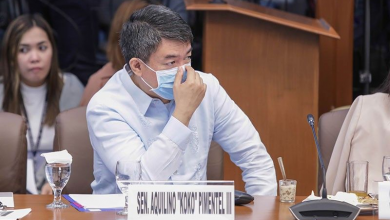 Photo of DOJ dismisses Koko Pimentel's case on COVID-19 quarantine violation in hospital