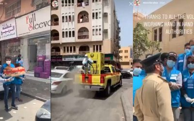 WATCH: Dubai expat documents in-depth view of government's steps at Naif's intensified sanitation drive