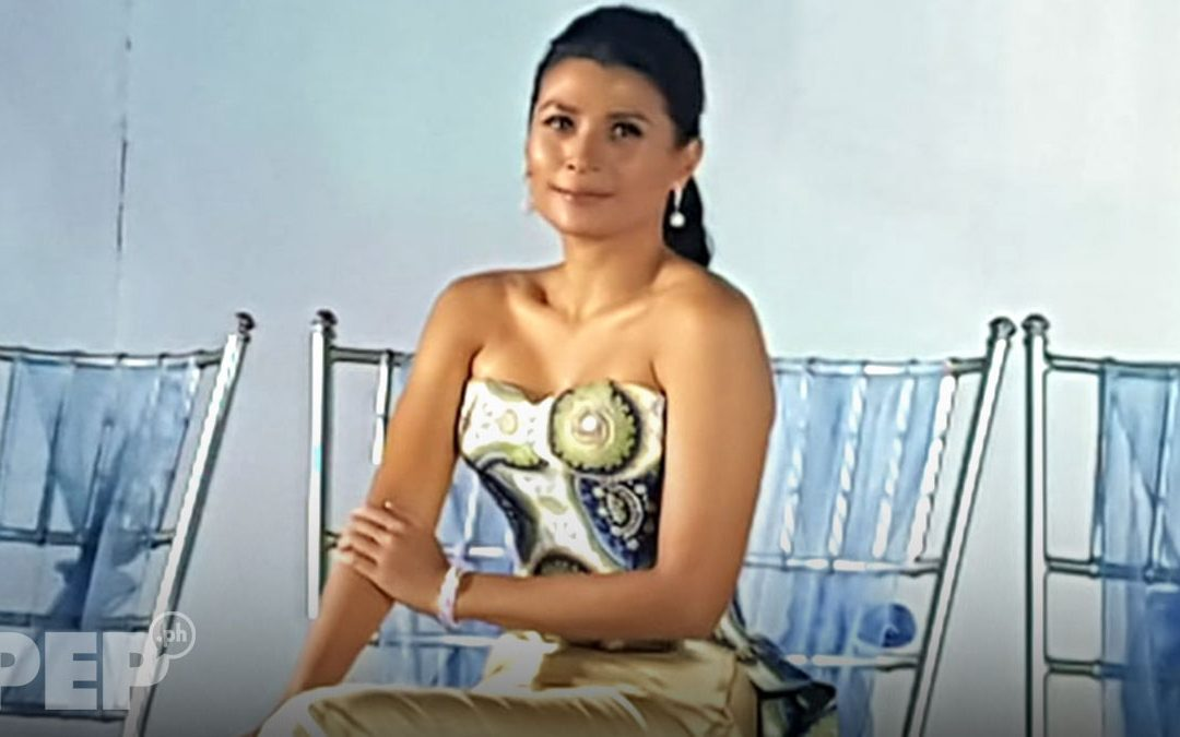 Mylene Dizon grows own vegetables amid Luzon's community quarantine