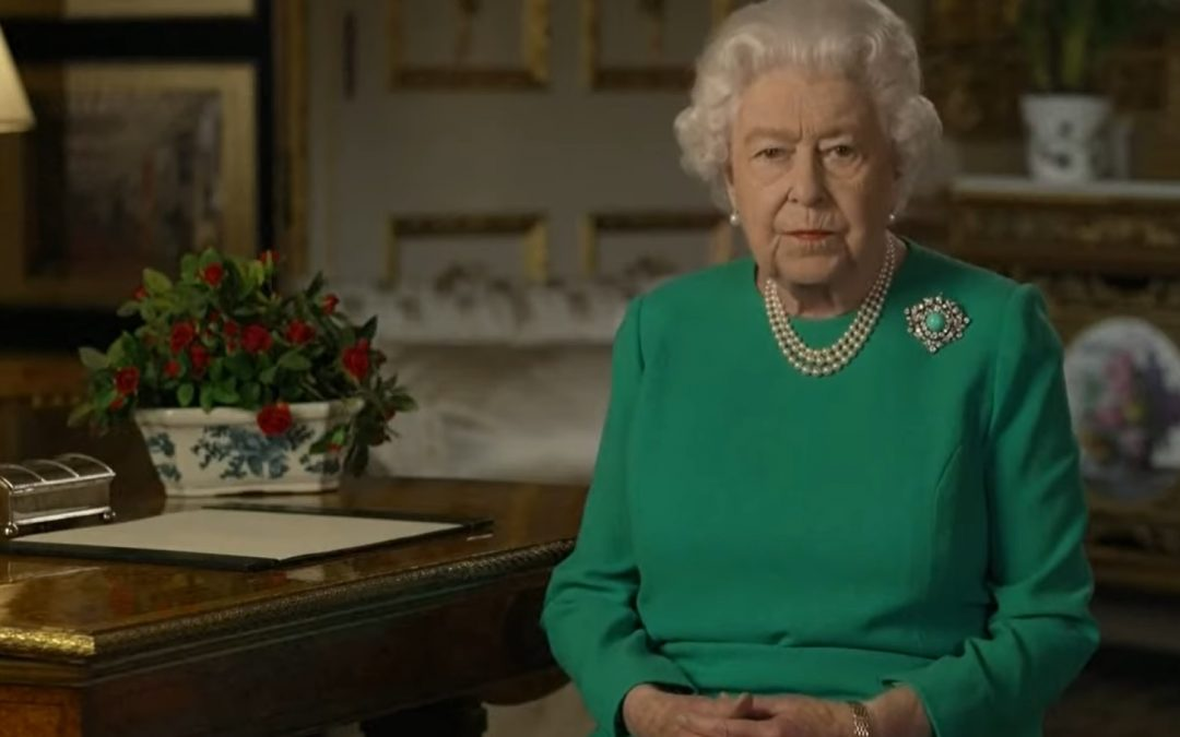 Queen Elizabeth on COVID-19 pandemic: We will succeed!