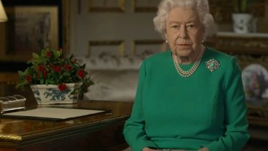 Photo of Queen Elizabeth on COVID-19 pandemic: We will succeed!