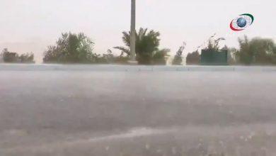 Photo of WATCH: UAE experiences heavy rain at Al Dhafra area