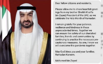 Filipinos express joy, gratitude for UAE with Sheikh Mohamed bin Zayed's message of hope this Ramadan