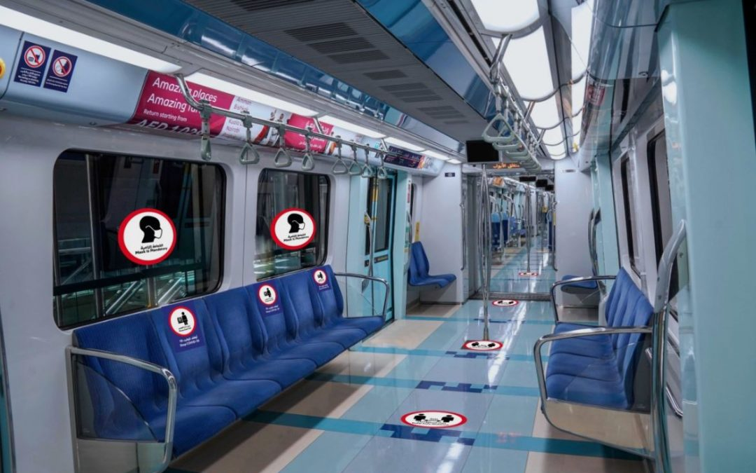 Dubai launches unified signage on safe practices, etiquette in public transport