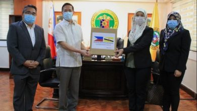 Photo of PH receives COVID-19 test kit units from Brunei
