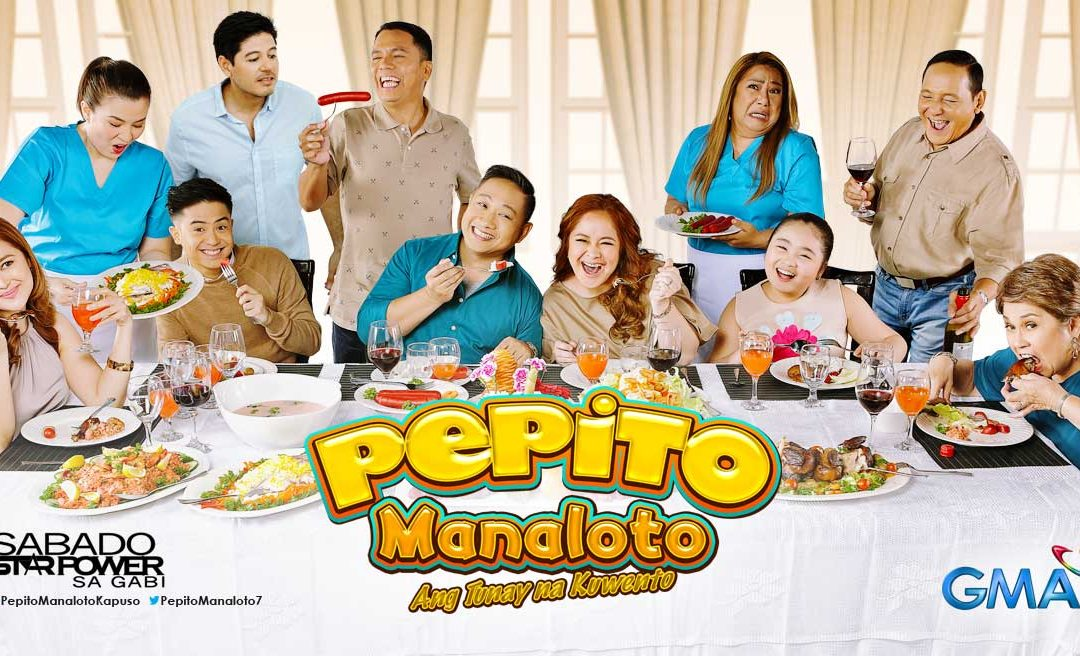GMA's Pepito Manaloto, Bubble Gang go online