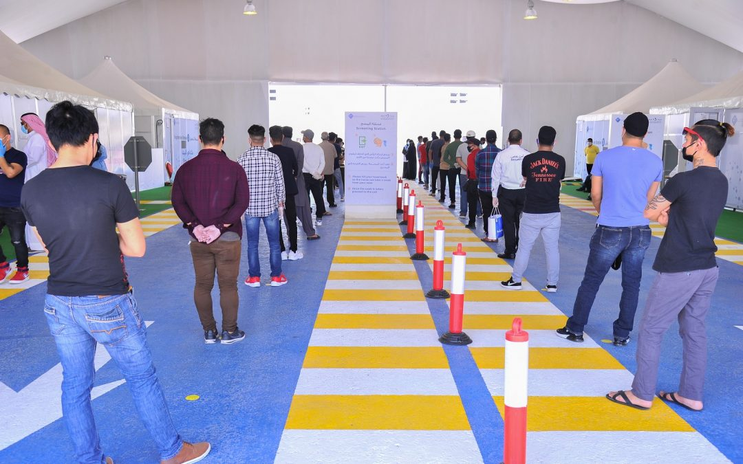 UAE's fight against COVID-19: Over 1.5 million tests done!
