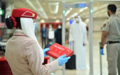 Emirates resumes flights to 9 destination, rolls out safety measures against COVID-19