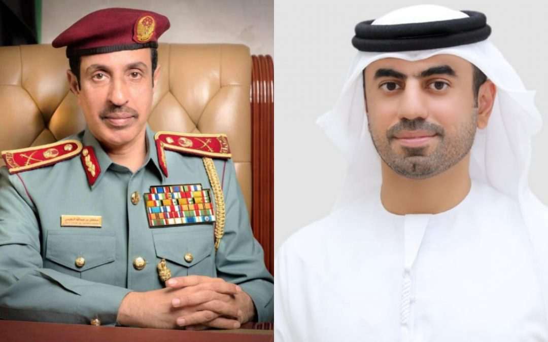 Ajman Police links payment transaction with Ajman Pay digital services