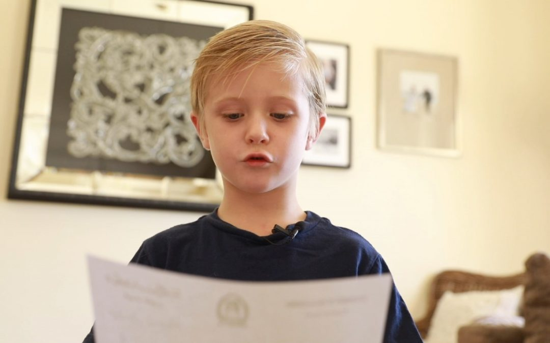 VIDEO: RAK Ruler grants request from 7-year-old British boy to bring his mother back to UAE