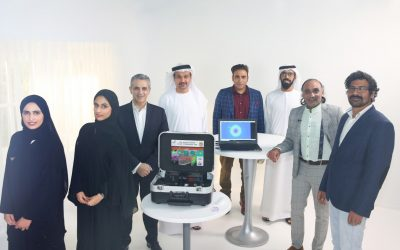UAE develops rapid coronavirus laser testing technology, with results available in seconds