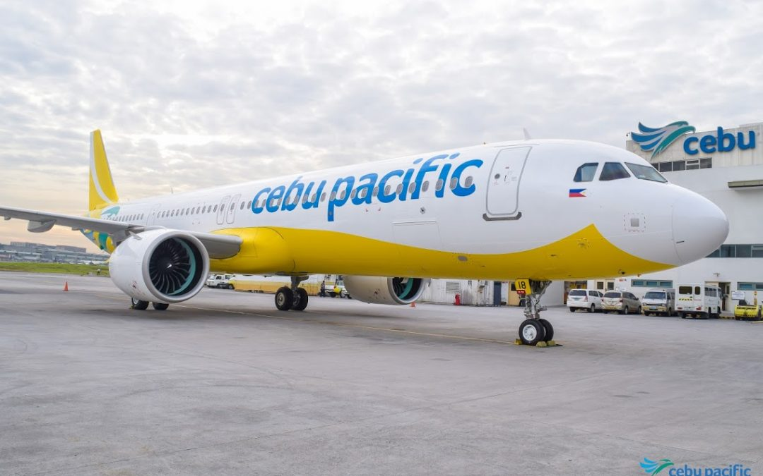 Cebu Pacific flights remain suspended until May 31 in accordance with Philippine's Modified Enhanced Community Quarantine