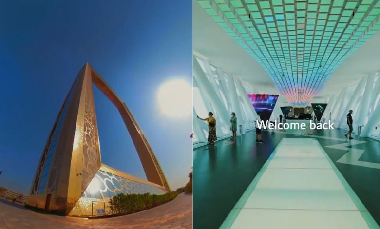 Photo of WATCH: Dubai Frame reopens to public