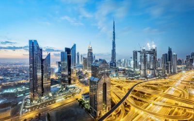 Dubai back in business