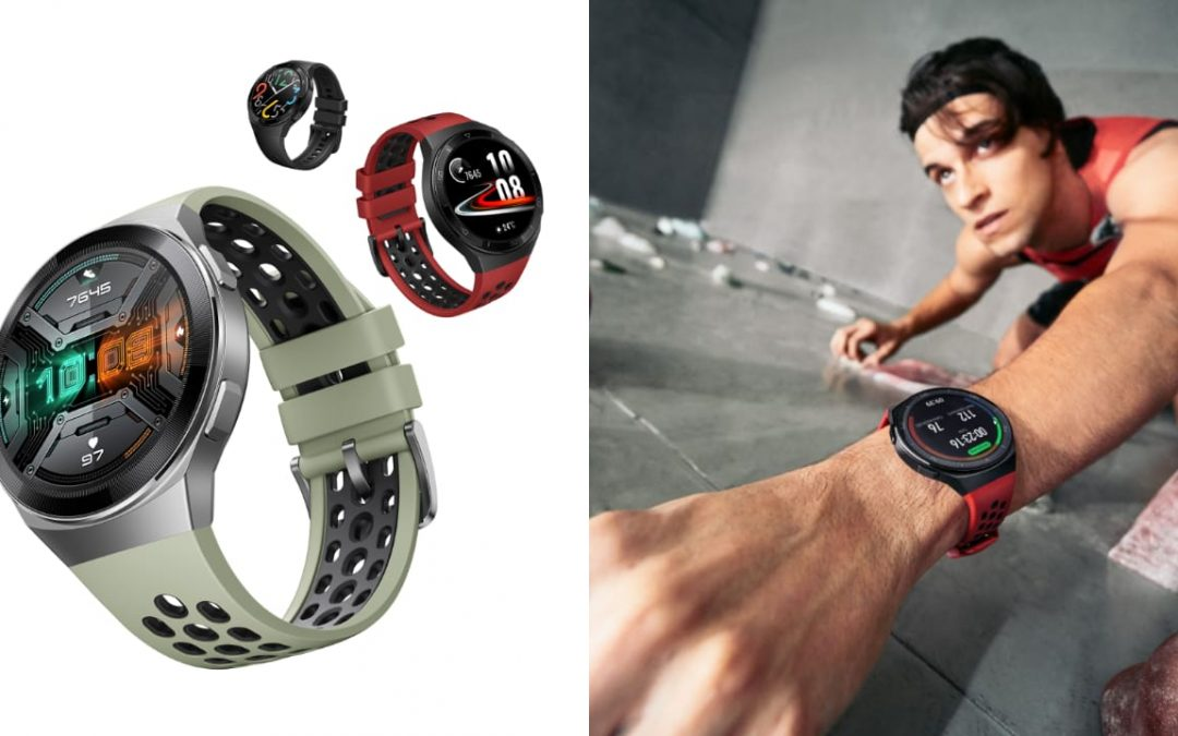 Maintain your fitness levels at home with HUAWEI WATCH GT 2e