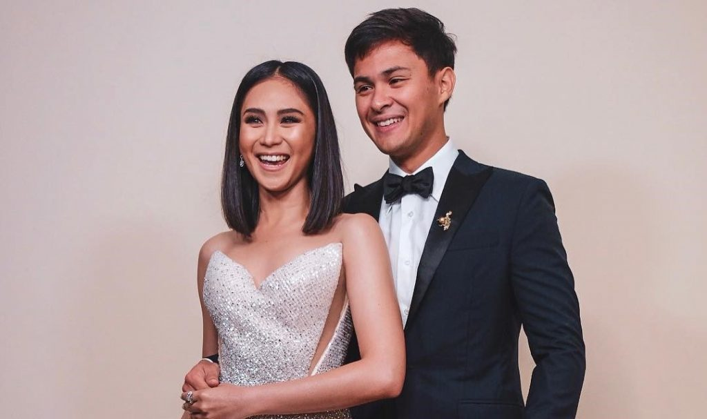 Matteo on being married to Sarah: The wife is always right