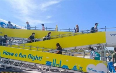 Cebu Pacific intensifies sanitation protocols for flight restart, rolls out new Contactless Flights guidelines