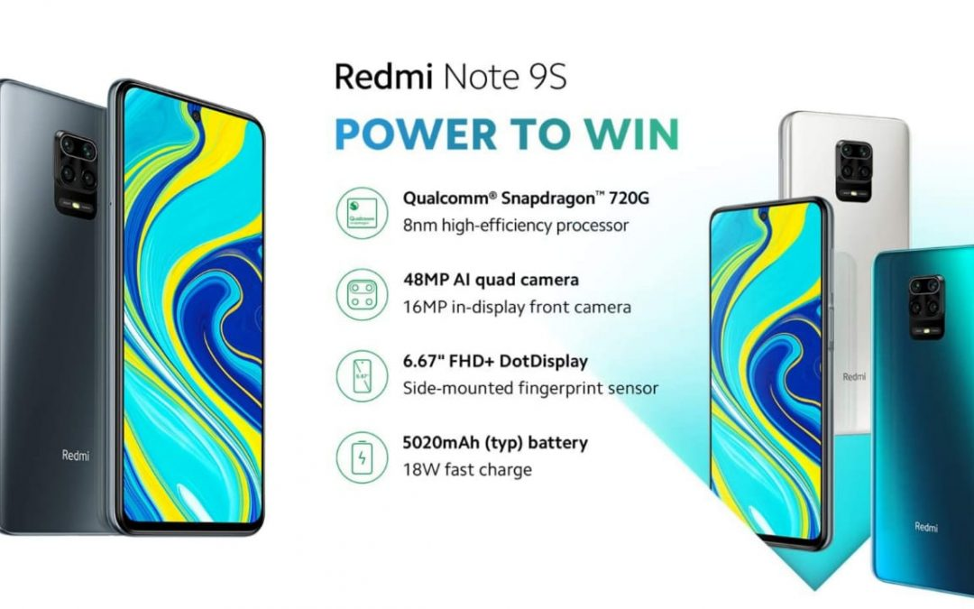 Experience feature-packed smartphone at budget-friendly prices with Redmi Note 9S