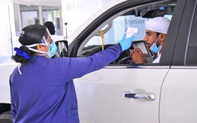 UAE to open 5 new drive-thru COVID-19 test centers; to conduct 7000 more tests daily