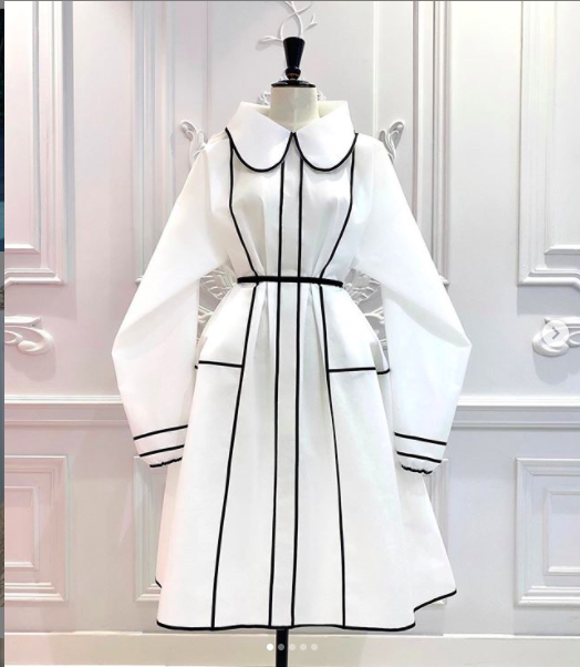 Michael Cinco unveils laboratory gown design for UAE frontliners