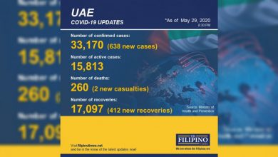 Photo of UAE exceeds 17,000 recoveries