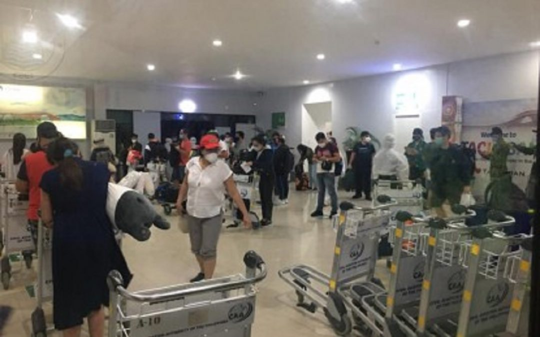 16,000+ OFWs sent home in four days