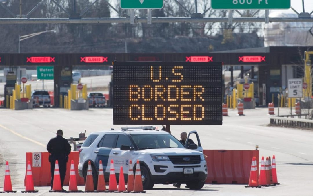US-Canada border remains closed until June 21