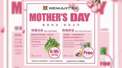 Photo of WeMart's Mother's Day deals offers big surprises, giveaways until May 14