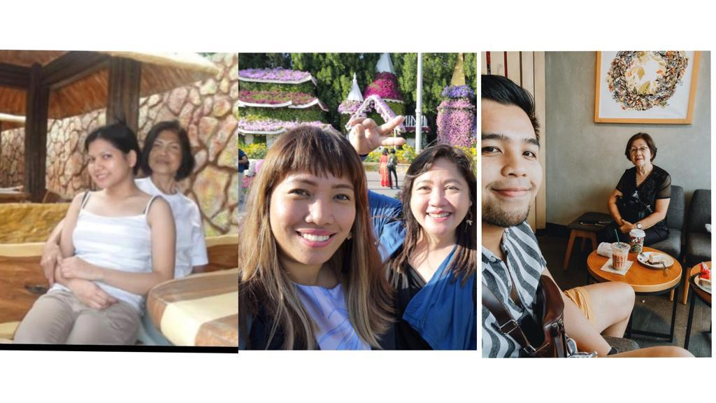 OFWs share messages for moms on Mother's Day
