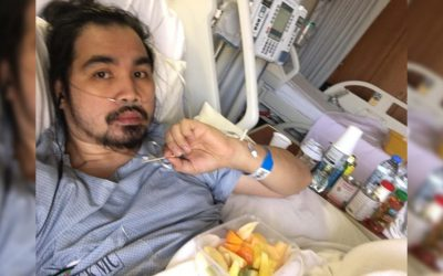 Abu Dhabi-based OFW now on road to recovery from COVID-19